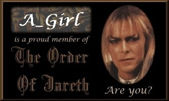 The Order of Jareth!